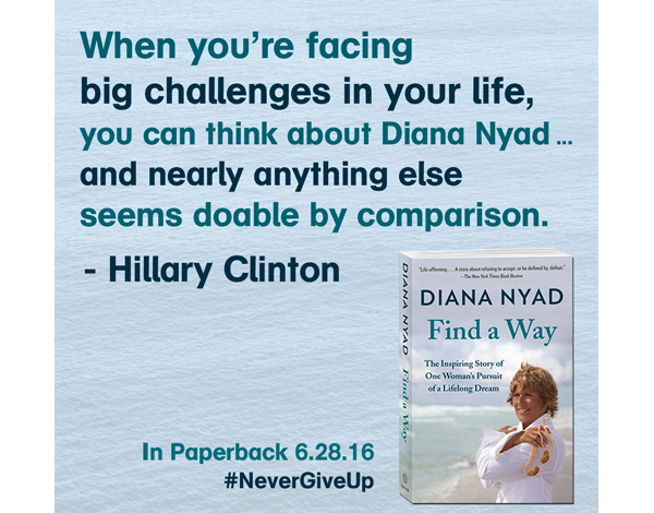 Hillary Clinton Endorsement Diana Nyad
